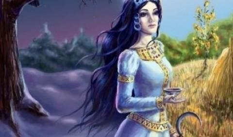 Мара (Марена) – слов'янська богиня