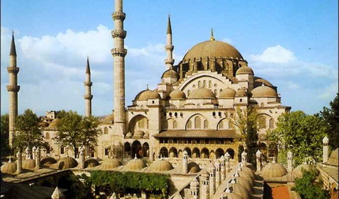 Мечеть Айя-Софія