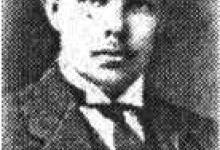 Микола Зеров (1890-1937)
