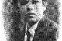 Михайль Семенко (1892-1937)
