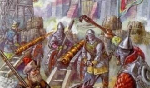 Московсько-литовські війни наприкінці XV – на початку XVI ст.