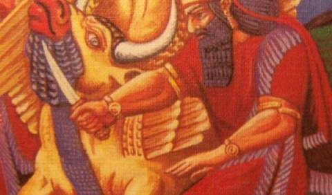 Культура та релігія народів Дворіччя 3–2 тис. до н. е.