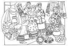 Народини (пологи, роди, родиво)