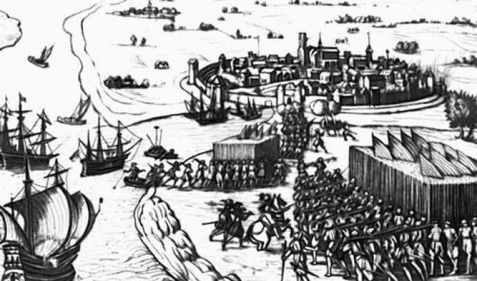Національно-визвольна війна проти іспанського панування у Нідерландах (1566–1609)