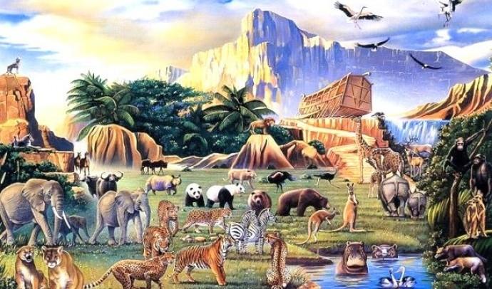 Перші знахідки закам'янілих кісток динозавра