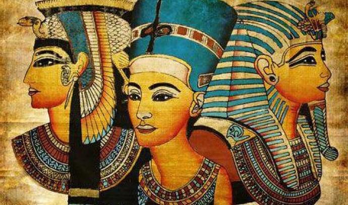 Особливості влади і становища фараона