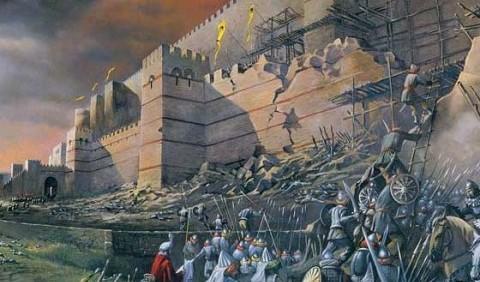 Основні причини падіння Візантійської імперії