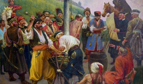 Передумови козацьких повстань 20–30-х рр. XVII ст.