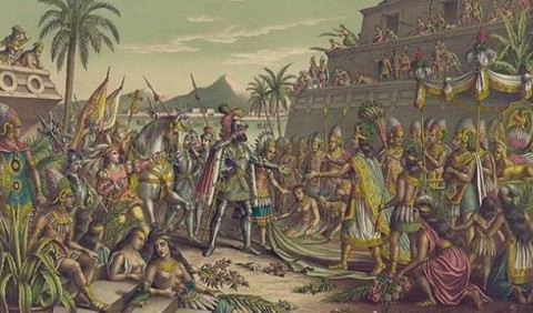 Перші колоніальні імперії