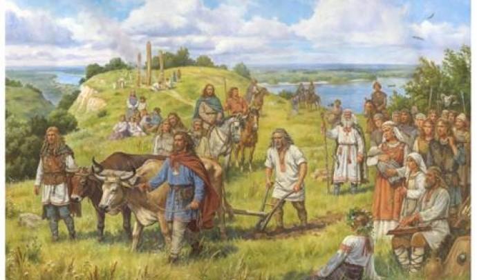 Основні передумови утворення східнослов'янської державності