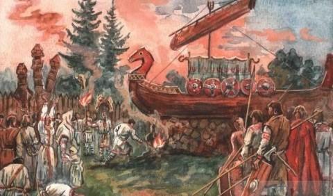 Поховальний обряд в українській культурі