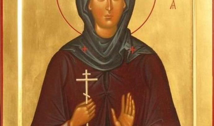 Преподобної мучениці Євдокії