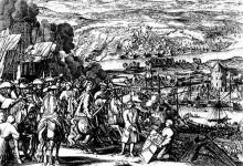 Прутський мирний договір 1711 р.