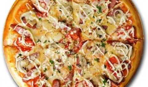 Піца «Примавера»