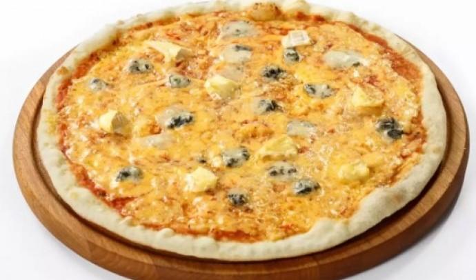 Піца «Чотири сири»