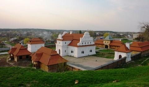 Адміністративно-територіальний устрій Війська Запорозького в середині XVII ст.