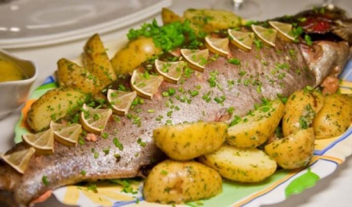 Рибні страви в українській кулінарії