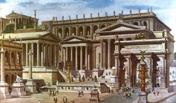Особливості культури Давнього Риму