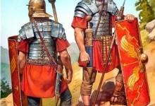 Характерні риси військового мистецтва давніх римлян
