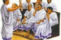 Боротьба патриціїв та плебеїв у Римі