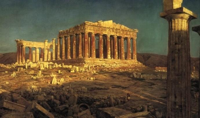 Розвиток Греції в XI–IX ст. до н. е.