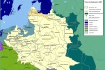 Періодизація Української національної революції XVII ст. (за В. Смолієм і В. Степанковим)