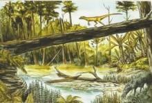 Рослинність мезозойської ери