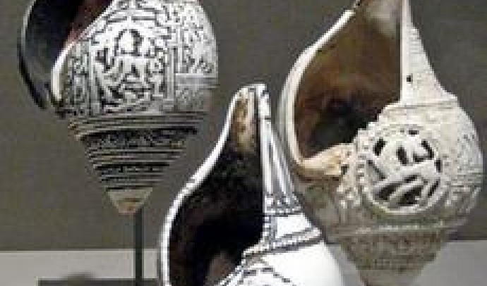 Самкха – священна раковина