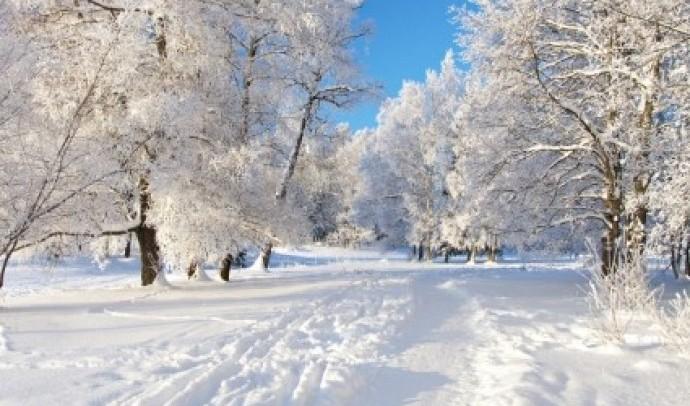 Сніг у світогляді українців