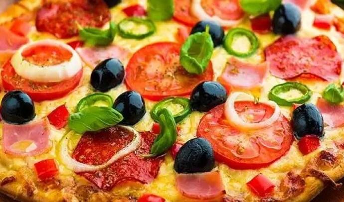 Справжня піца