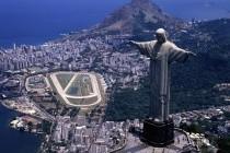 Статуя Христа в Ріо-де-Жанейро