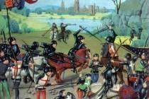 Столітня війна у Франції