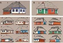 Особливості хат регіонів україни