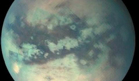 Титан (супутник Сатурна)