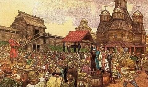 Господарське життя Київської Русі