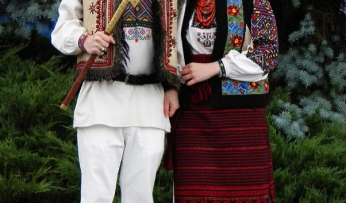 Традиційне карпатське вбрання