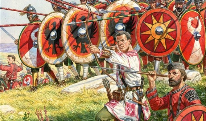 Утворення нових провінцій Римської імперії