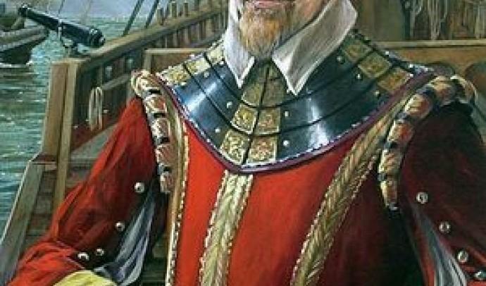 Френсіс Дрейк (1540–1596)