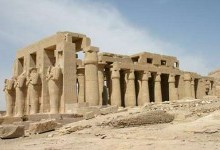 Фіви – столиця Стародавнього Єгипту