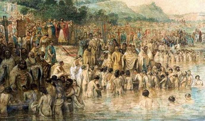 Значення та наслідки прийняття християнства Київською Руссю