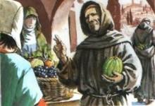 Жебрущі ордени ченців
