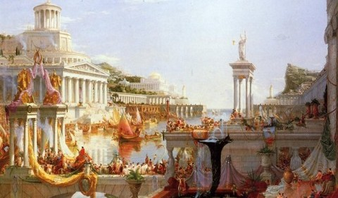 Чинники, які мали визначальний вплив на розвиток господарства Римської імперії в І–II ст. н. е.