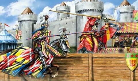 Основні складові рицарської культури