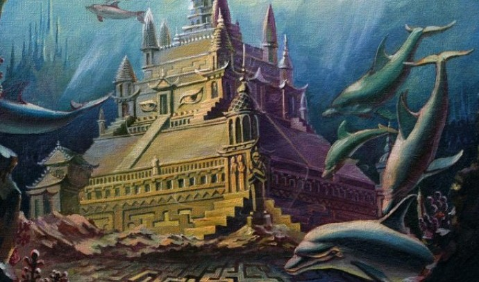 Атлантида – спочатку вигадав, потім утопив