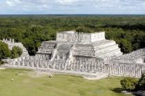 Покинуті міста, що внесені до списку культурних об'єктів Всесвітньої спадщини ЮНЕСКО