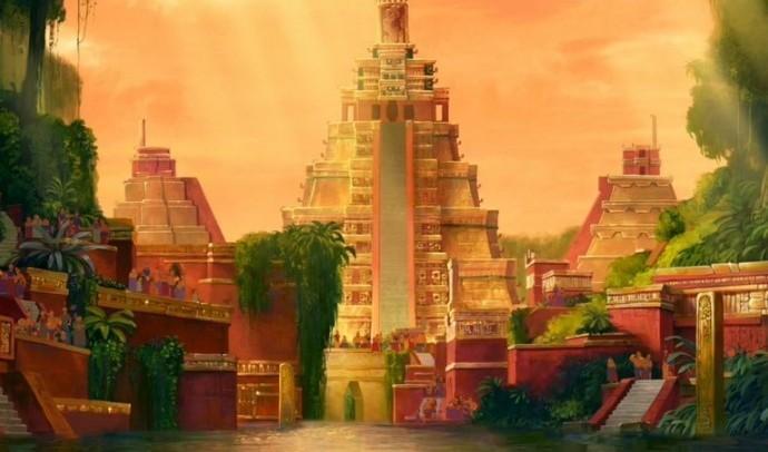 У пошуках «золотого міста»