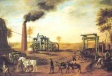 Етапи становлення індустріального суспільства в Англії
