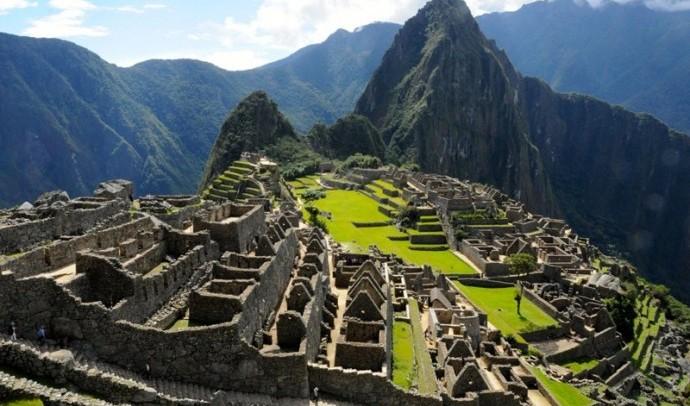 Мачу-Пікчу – загублене місто інків