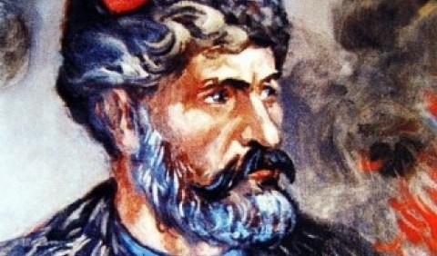 Оліфер Голуб (Стеблівець-Черняк) (бл. 1550-1628 рр.)