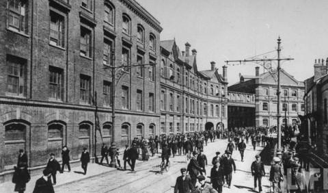 Наслідки промислової революції в Англії